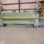 Wysong Model 1025, 1/4″ x 10′ Shear