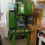 Perkins 10-C, 10 Ton OBI Press