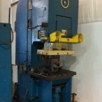 Clearing P-50-H, 50 Ton Gap Press