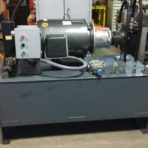 40 HP Hydraulic Power Supply