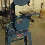 Jet 14″ Woodworking Band Saw