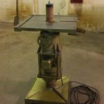Oscillating Spindle Sander