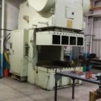 Clearing 200 Ton Gap Frame Press